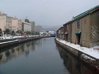 s小樽運河